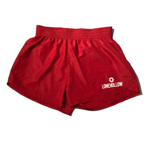 Red Lightweight Shorts