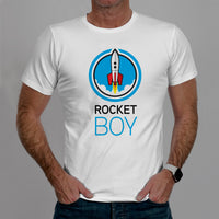Rocket Boy - Casual Cyclist T-Shirt