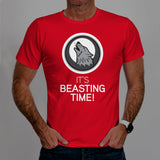It's Beasting Time - Casual Cyclist T-Shirt