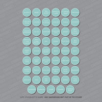Spice / Herb Jar Stickers - Labels -  - OBSESSO - www.obsesso.co.uk