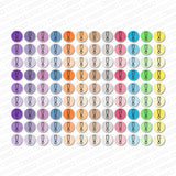 Icon Stickers - Sticker - OBSESSO - www.obsesso.co.uk