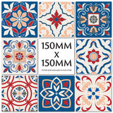 Traditional Spanish - Portuguese Tile Stickers Transfers