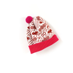 Birdies Hat - soft knitted Lambswool hat