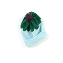 Florette Hat - soft knitted Lambswool hat
