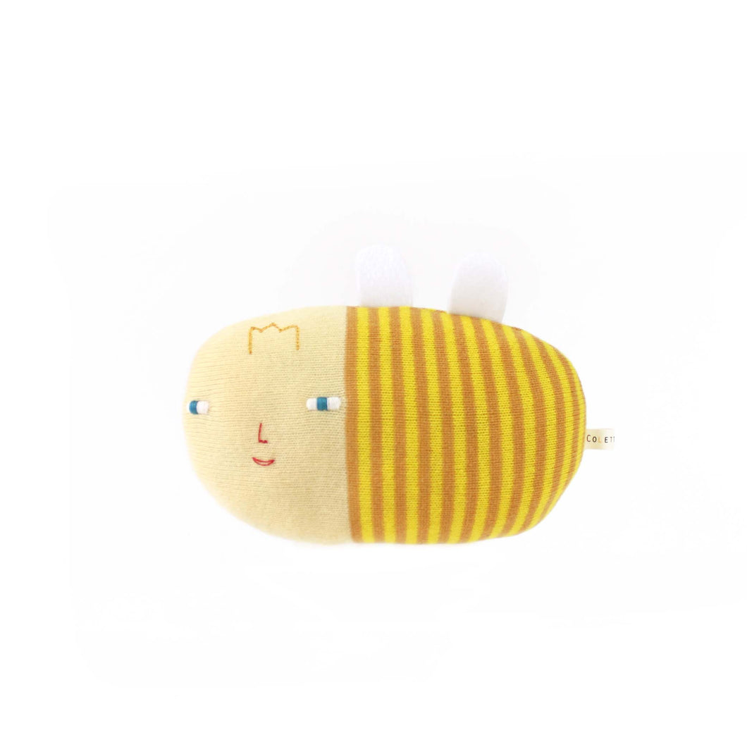 Bea the Bee - Lambswool knit toy