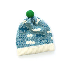 Cloudy Hat - soft knitted Lambswool hat