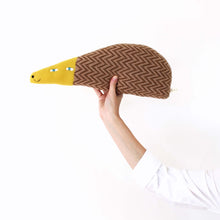 Henry Hedgehog - Lambswool knit toy