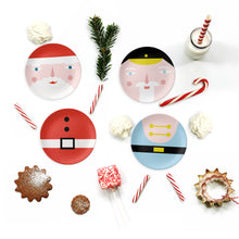 Nutcracker Plate - holiday melamine plate