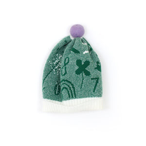 Lucky Hat - soft knitted Lambswool hat