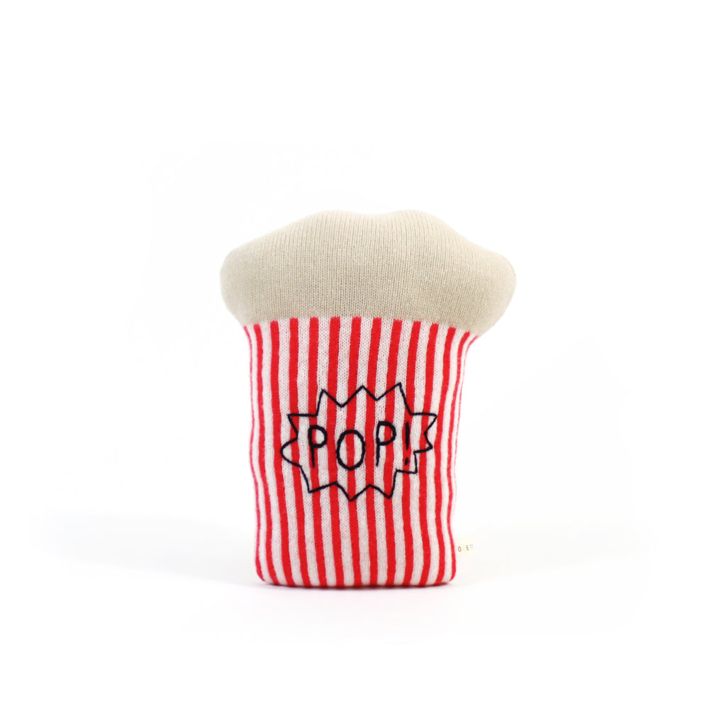 Popcorn Cushion - Lambswool softie