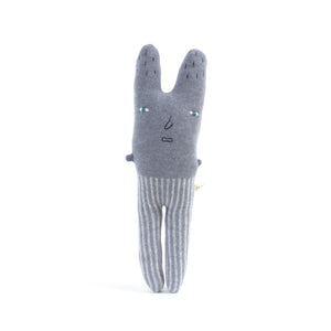 Rabbit - Lambswool knit toy