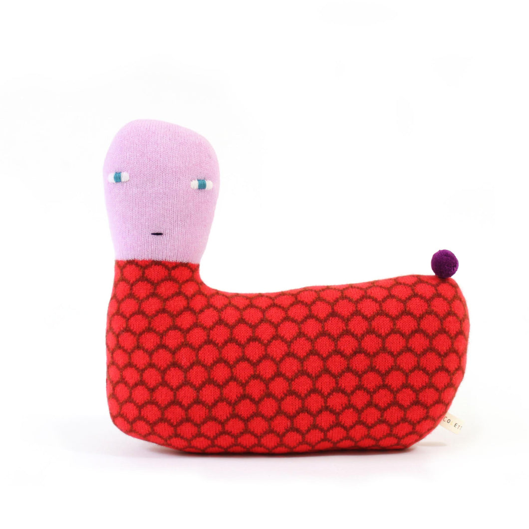 Secret Pet - Lambswool knit toy