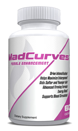 Buy MadCurves Breast, Hip and Butt Enhancement Pills from the original manufacturer, save more than 50% off!