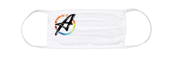 Picture of White Elastic Bands sold by ArtRageous Apparel.