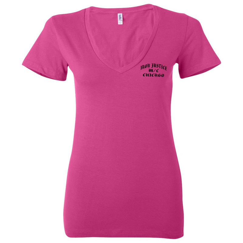 Ladies V-Neck