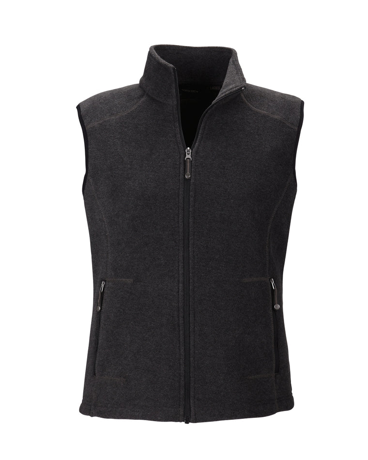 Ladies Fleece Vest