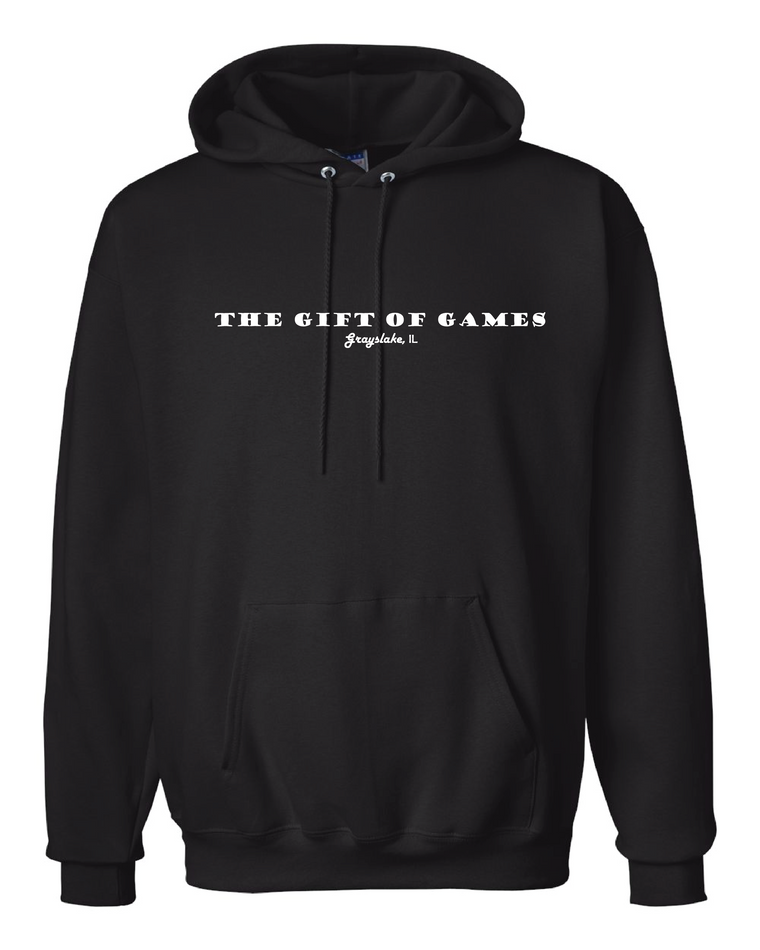 The Gift of Games Hoodie