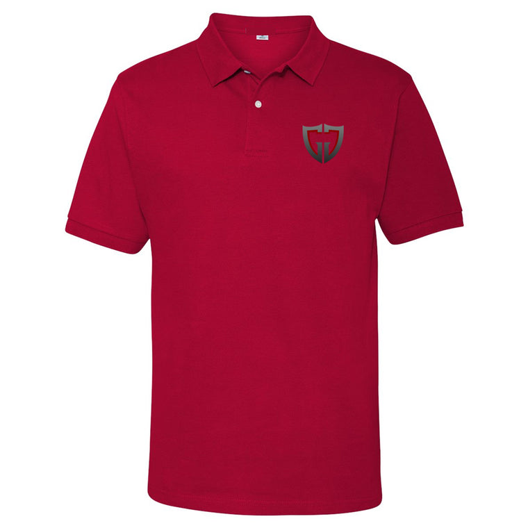 The Gift of Games Polo w/ Logo
