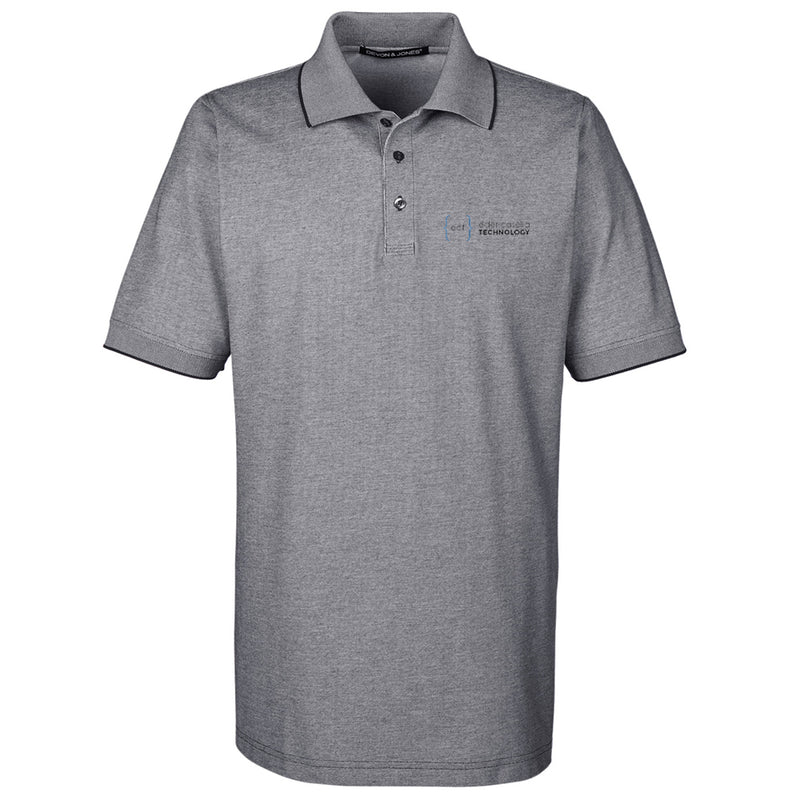 Men's Pima-Tech™ Oxford Piqué Polo