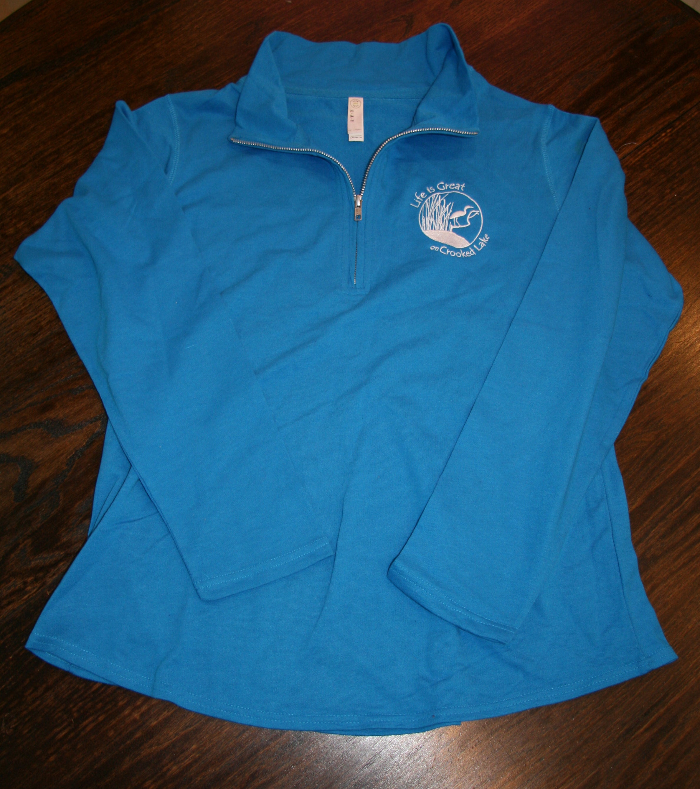 Ladies 1/4 Zip