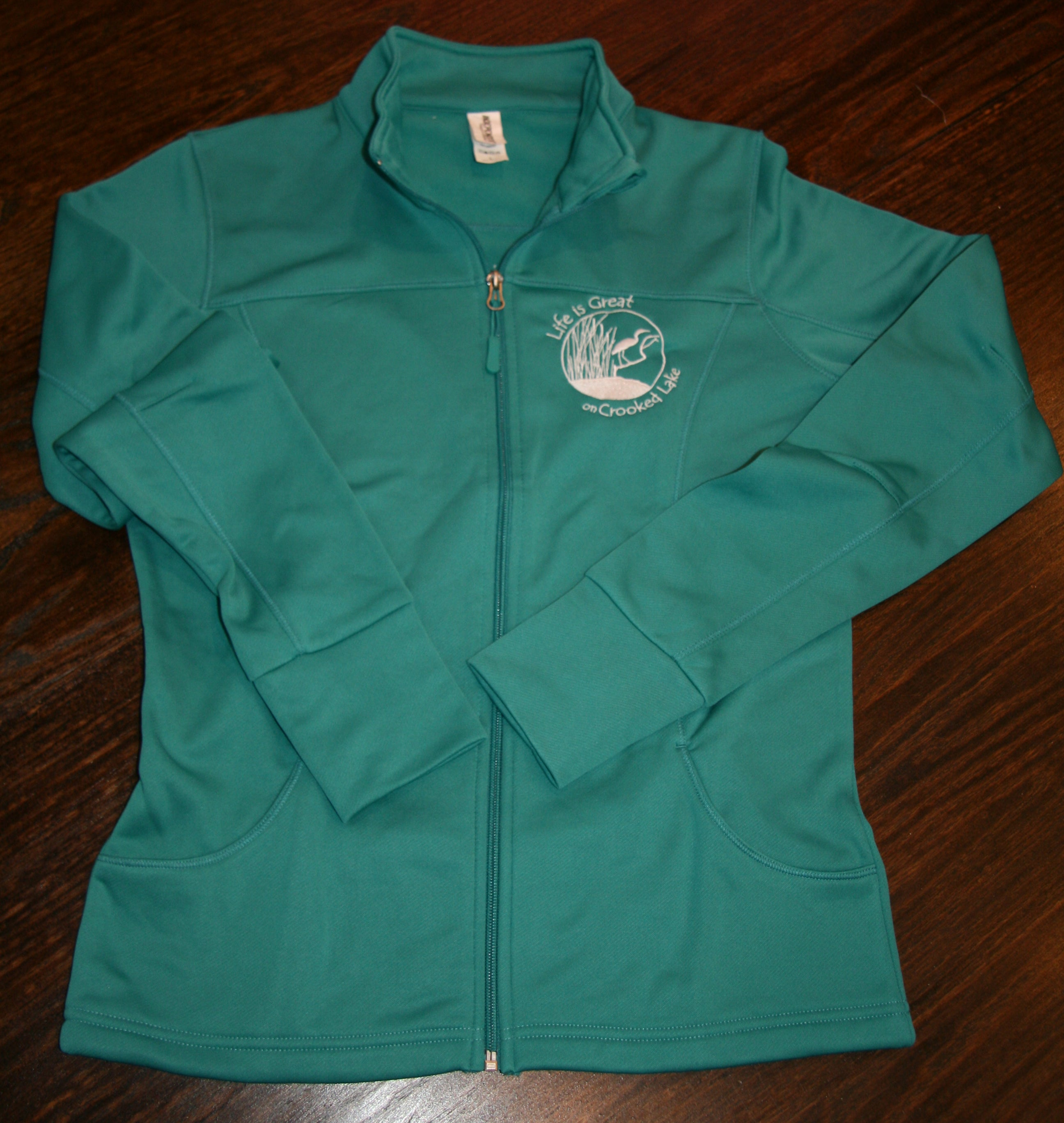 Ladies Full Zip