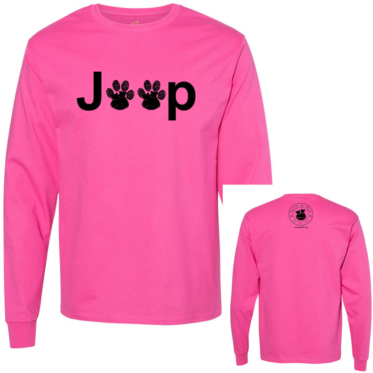 Jeep Long Sleeve Shirt 2020