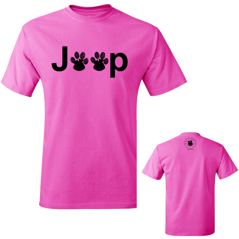 Jeep Short Sleeve Shirt 2020