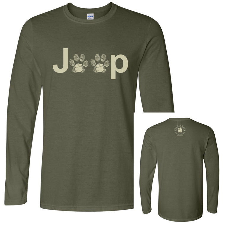 Jeep Long Sleeve T-Shirt