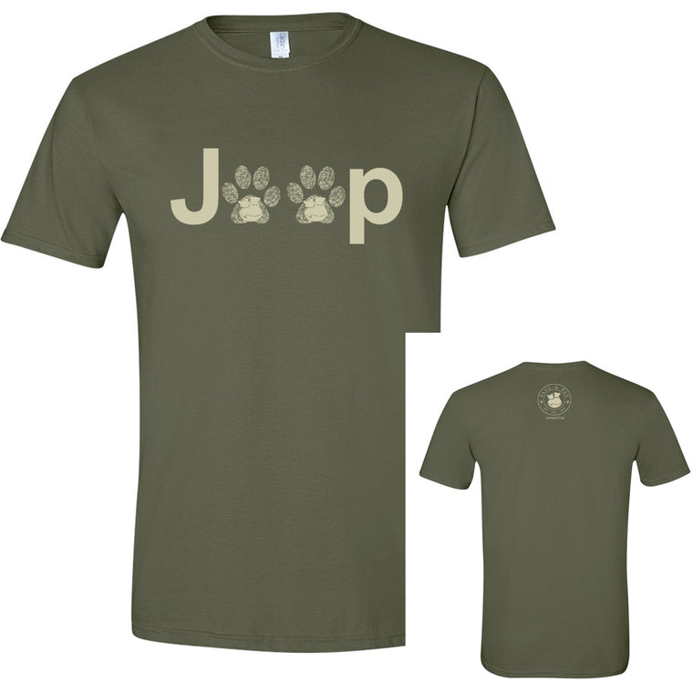 Jeep Short Sleeve T-Shirt