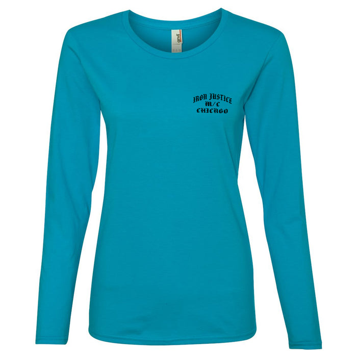 Ladies Long Sleeve