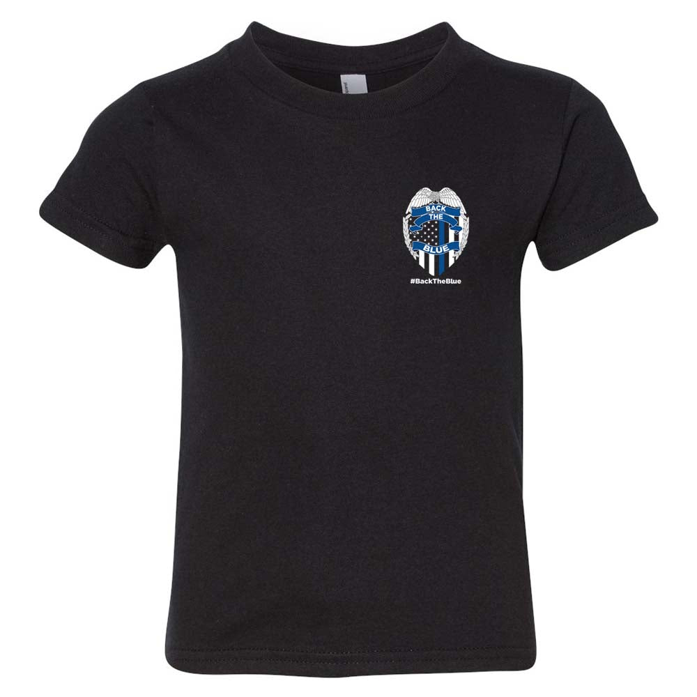 Toddler Short Sleeve T-Shirt