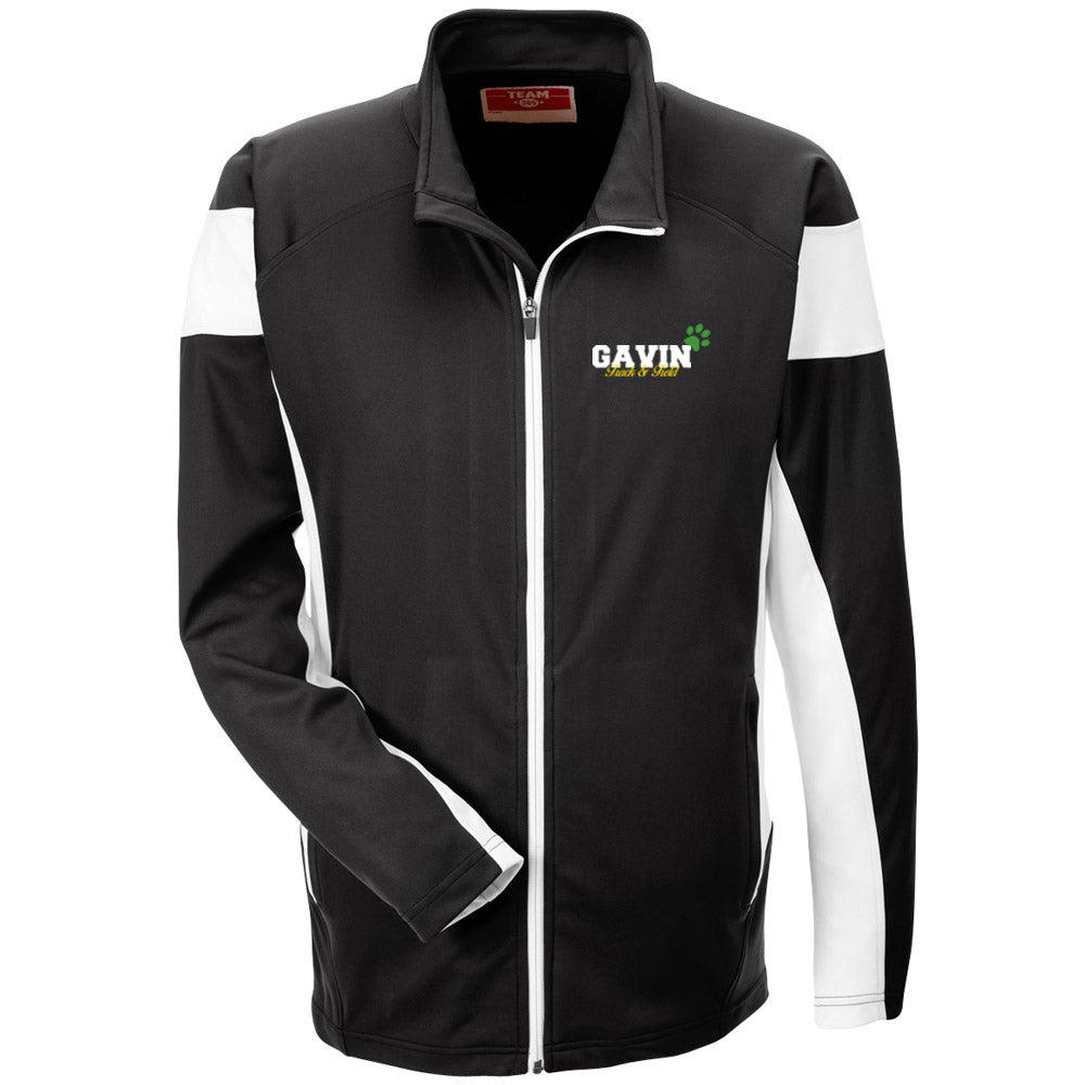 Full Zip Performance Jacket
