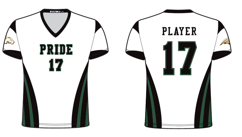 White Panel Jersey