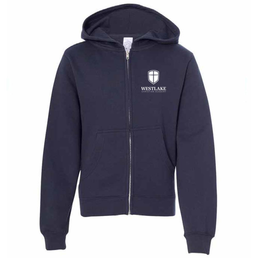 Zip Up Hoodie (Uniform Approved)