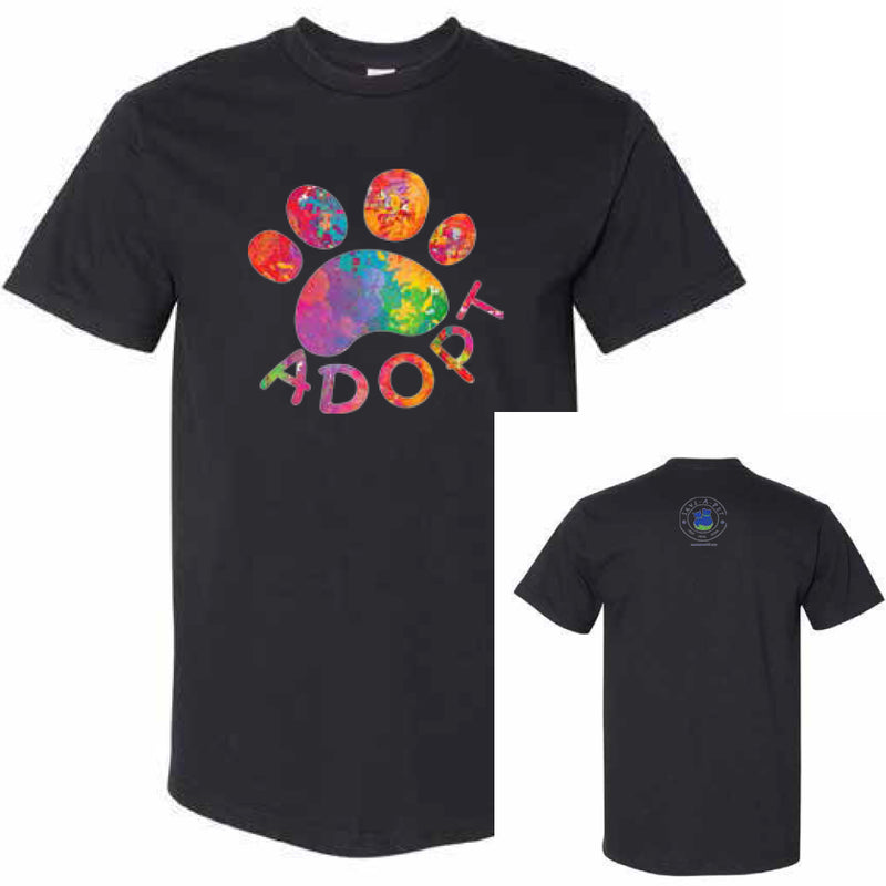 Colorful Adopt T-Shirt