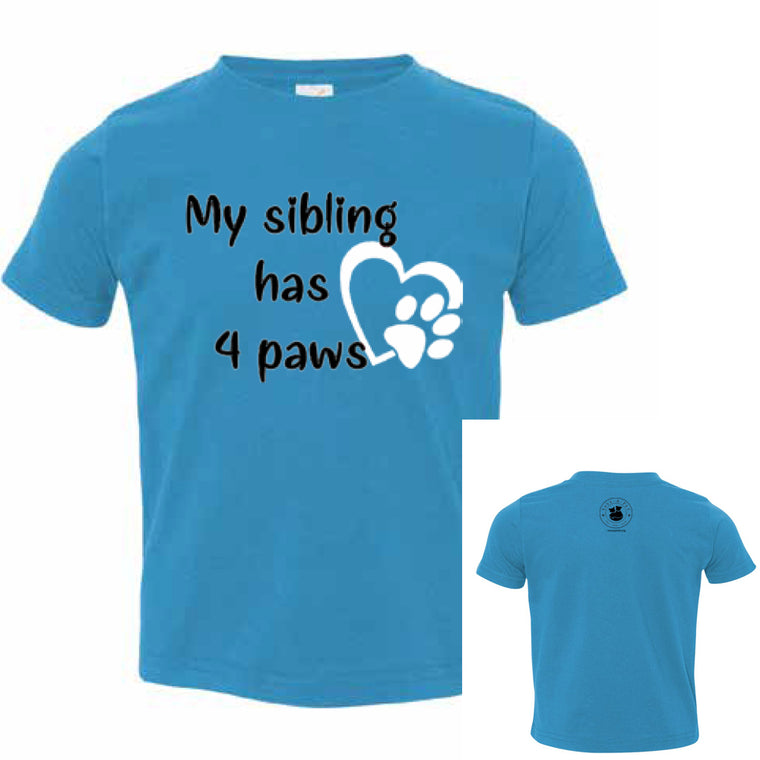 Sibling Toddler Shirt