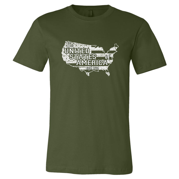 Est 1776 Tshirt- Made & Decorated in USA