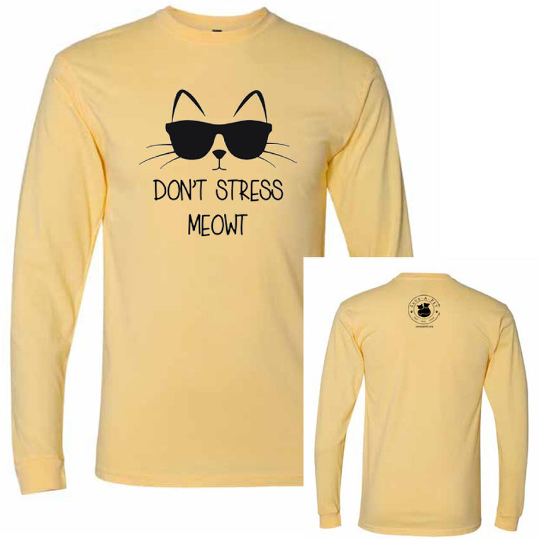 Don't Stress Long Sleeve