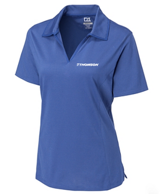 Women's Cutter & Buck DryTec Stripe Polo
