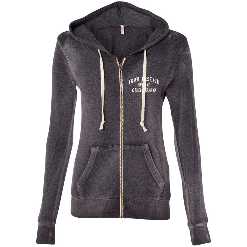 Ladies Zip-Up