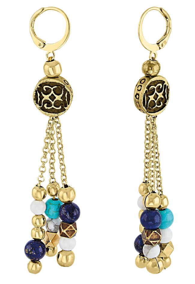 Aretes turquesa Native