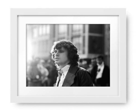 Jim Morrison by Michael Ochs Archive, Photos.com by Getty Images - PoppyLy