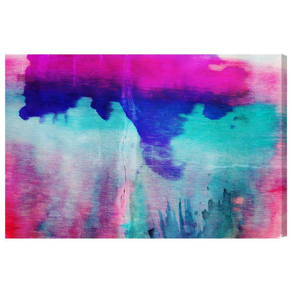 'Elysium' Canvas Art - PoppyLy