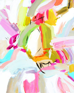 Joy Abstract by Maren Devine - PoppyLy