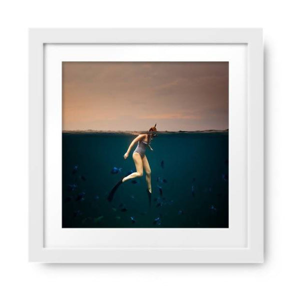 Girl Snorkeling by RJW, Photos.com by Getty Images - PoppyLy
