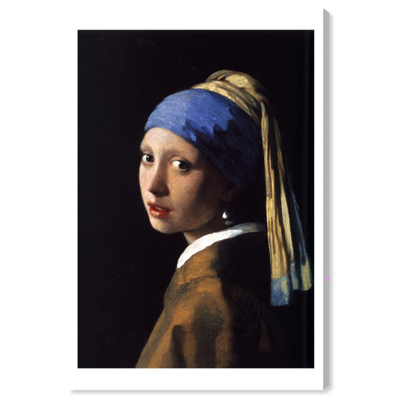 Vermeer - Girl With The Pearl Earring - PoppyLy