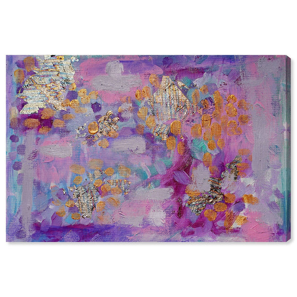 'Tiffany Pratt - The Mystic' Canvas Art - PoppyLy