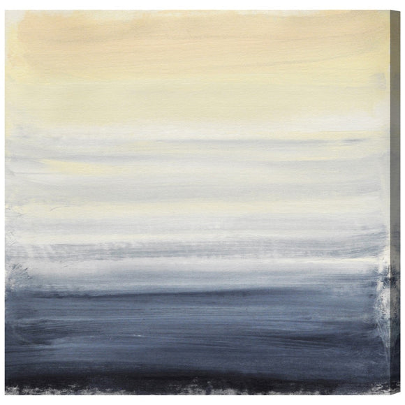 'Sea Fog' Canvas Art - PoppyLy
