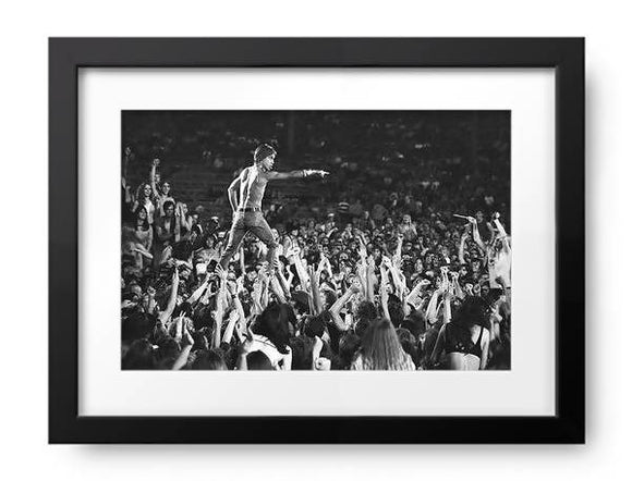Iggy Pop Live by Tom Copi, Photos.com by Getty Images - PoppyLy