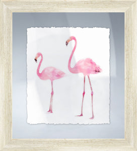 Flamingo Duo - PoppyLy